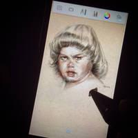 daily sketch - 221016 by Creativetone