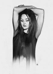 daily sketch - 100117