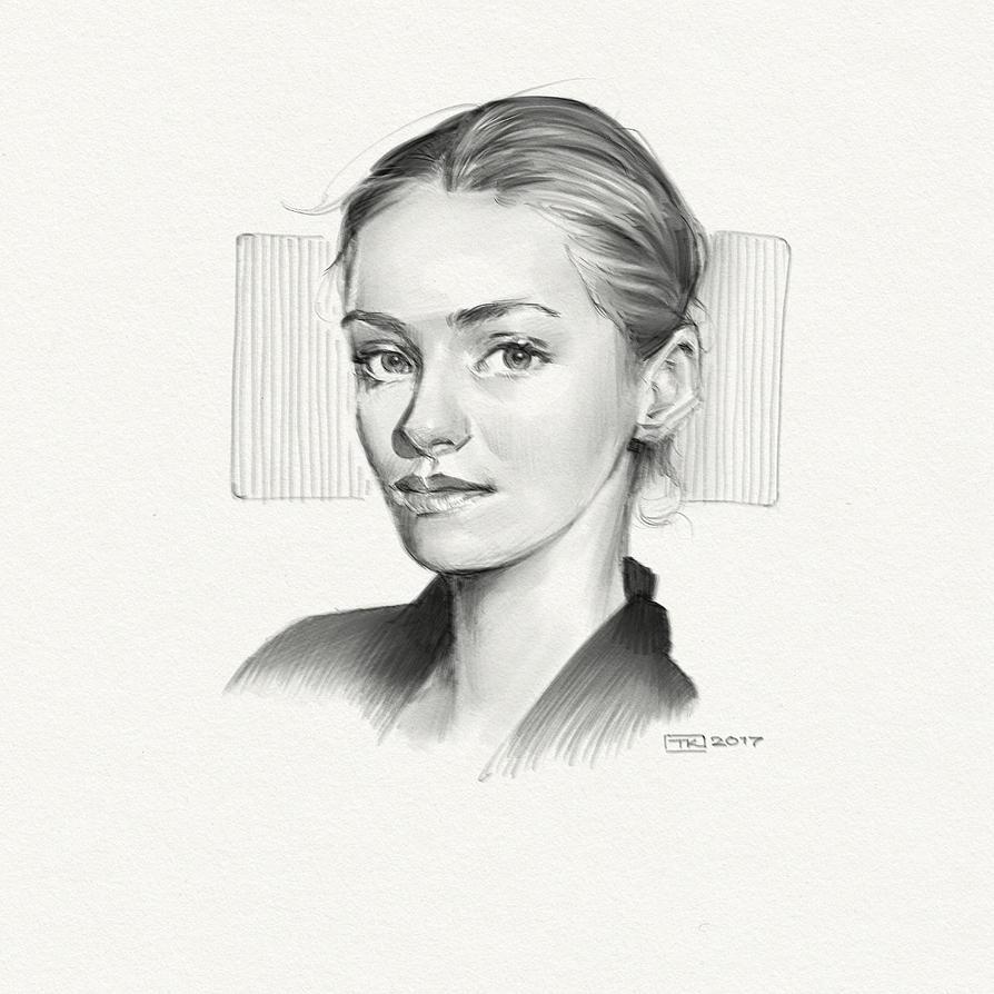 evening sketch - 210517 by Creativetone