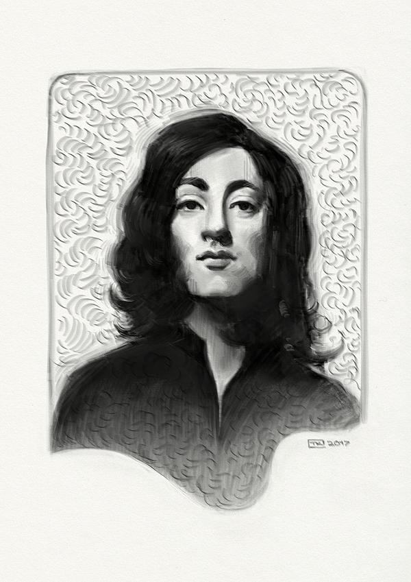 daily sketch - 010617 by Creativetone