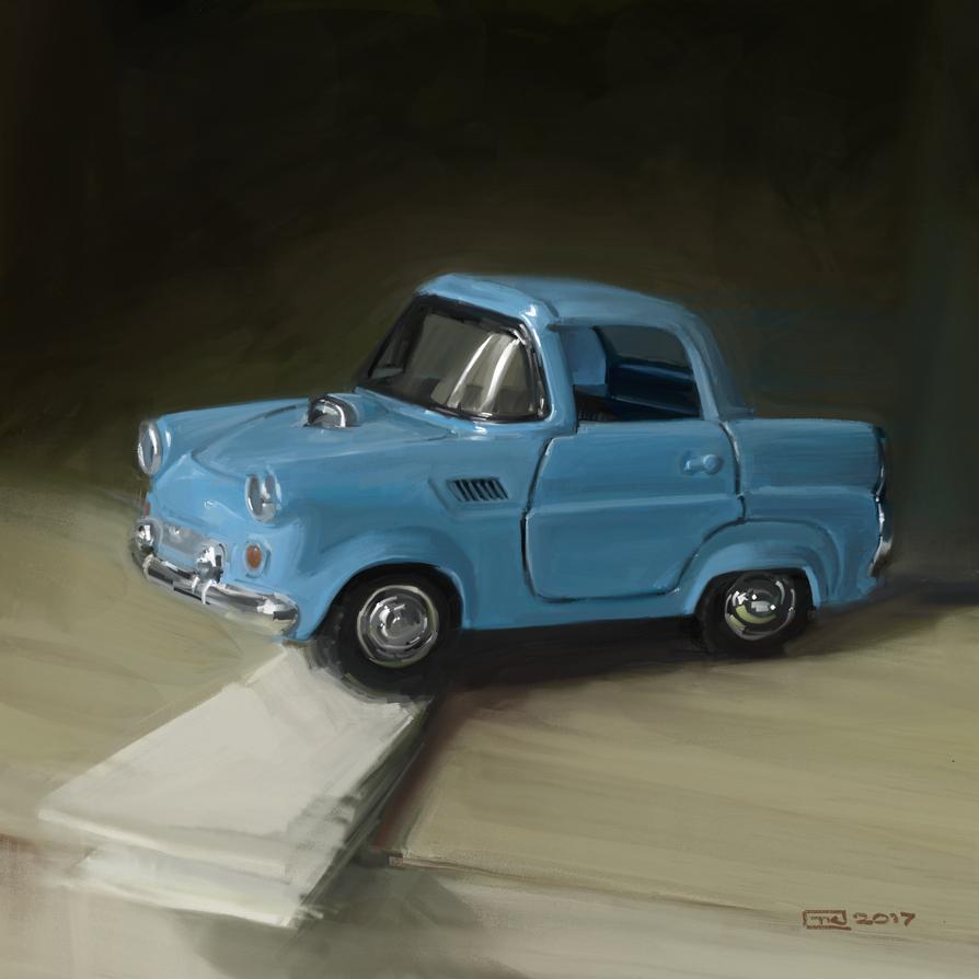 daily painty - still life - 250617 by Creativetone