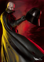Darth Vader by Digraven
