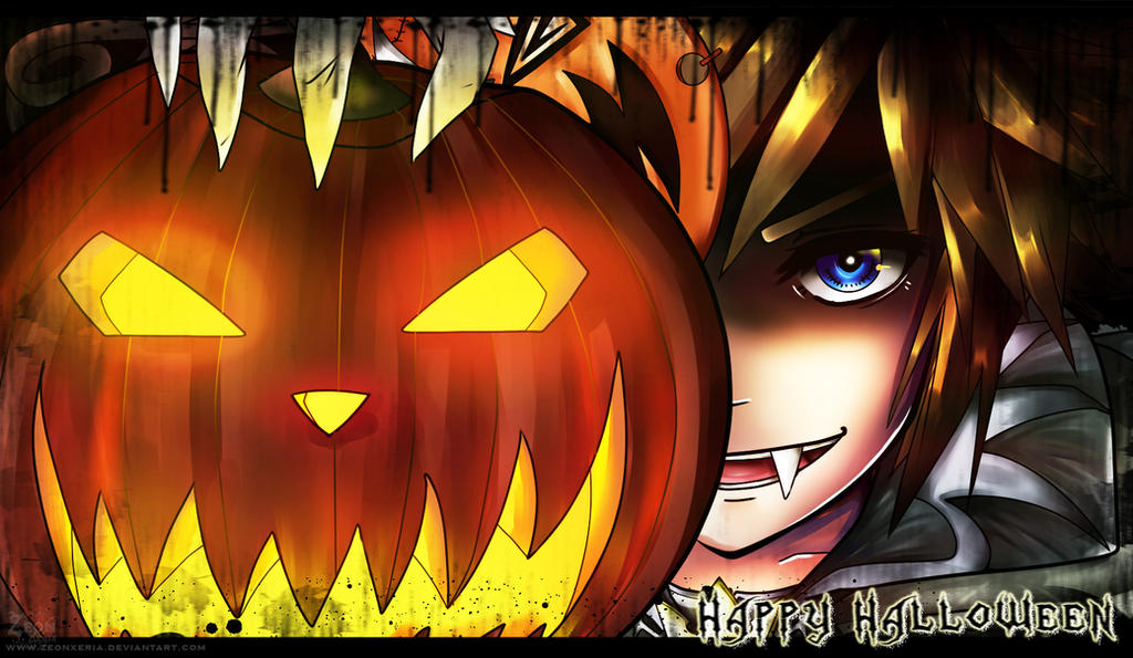 Halloween by ZeonXeria