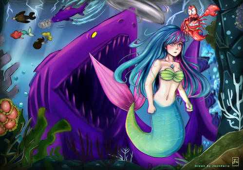 [Commission]: Under The Sea