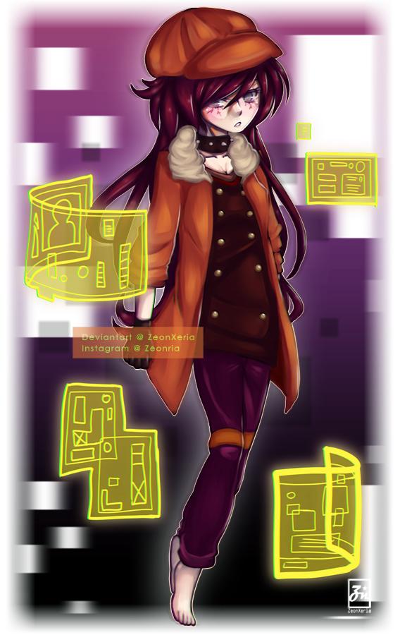 [Commission]: Nyoom by ZeonXeria