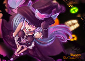 [CE] : Halloween Has Arrived! by ZeonXeria