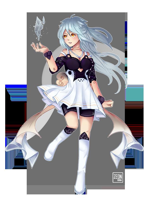 [Donation Rewards]: Crystal by ZeonXeria