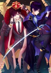 [RPG-CROWHAVEN] - Royal by ZeonXeria