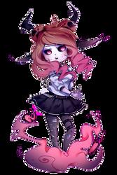 Suki, The Gorgeous Witch by ZeonXeria