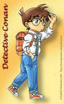 Detective Conan Fanart
