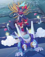 Megaman Zero 3- Childre Inarabitta by ultimatemaverickx