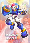 Megaman ZX - Model X