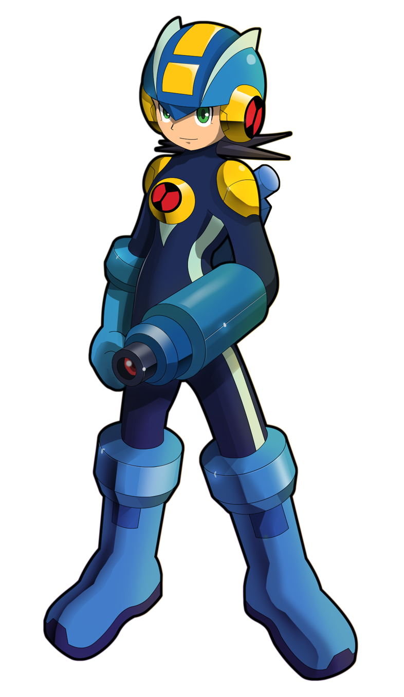 Megaman Battle Network Air Shoes