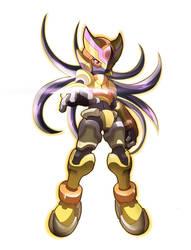 Kenji - Cursed Model D by ultimatemaverickx