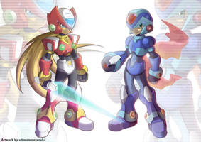 X and Zero (UMX Version) by ultimatemaverickx