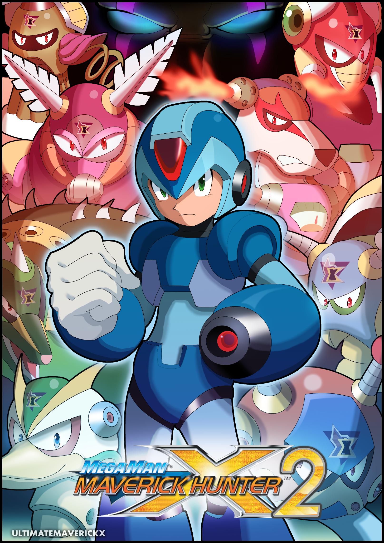 Mega Man Mavirick Hunter X 2