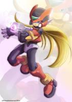 Zero (Buster) by ultimatemaverickx
