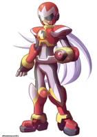 Protoman RA by ultimatemaverickx