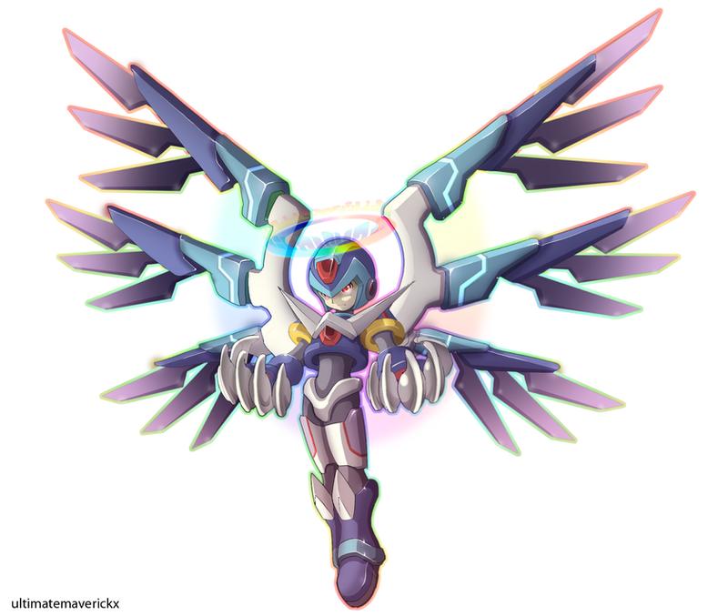 Megaman Zero Copy X Copy x armed phenomenon  umxMegaman Zero Copy X