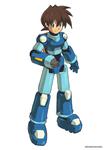 Megaman Volnutt (Official Style)