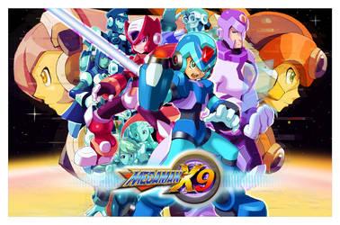 Megaman X9 (Fan Fic) by ultimatemaverickx