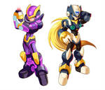 Megaman X9- Ultimate Armor and ???