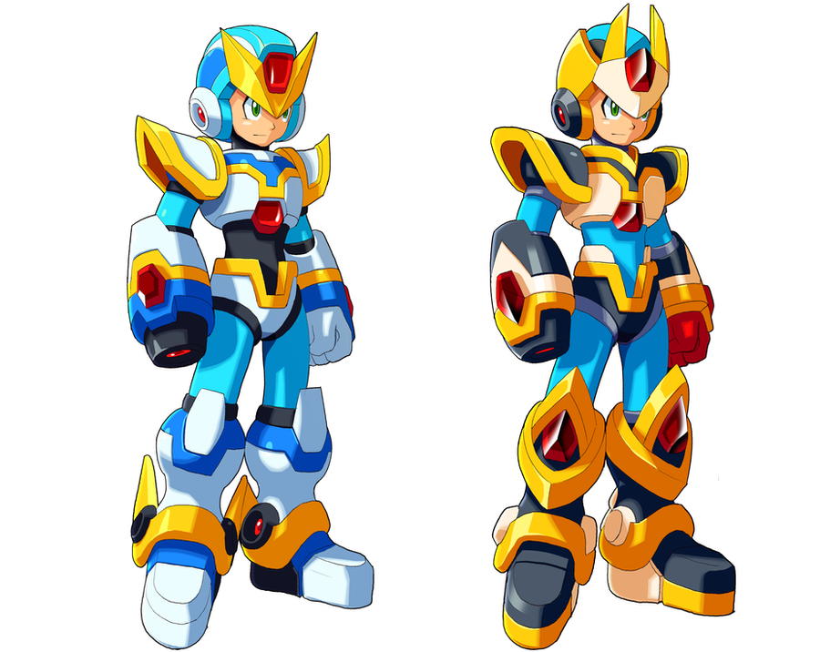Hyper And Helios By Ultimatemaverickx On DeviantArt