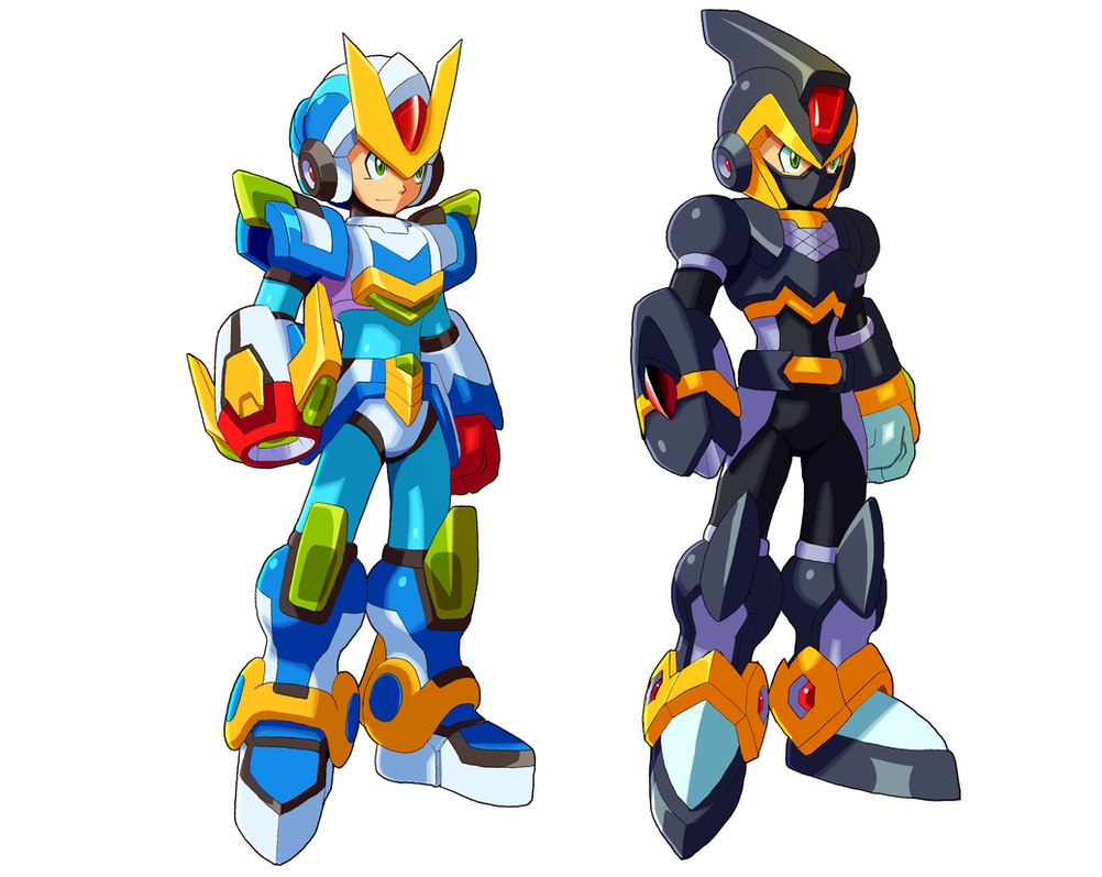 Blade And Shadow Armor By Ultimatemaverickx On DeviantArt