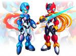 X and Zero (Zero Series UMX style)
