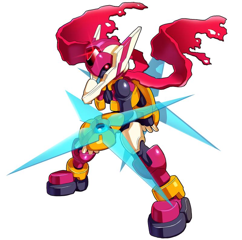 MMZX Ultimus: The Shadow Mega Man by ultimatemaverickx