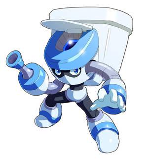 Toilet Man