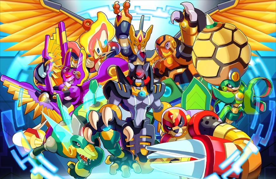 Megaman x9 скачать торрент