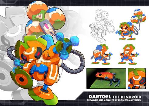 MMZX Ultimus- Dartgel the Dendroid