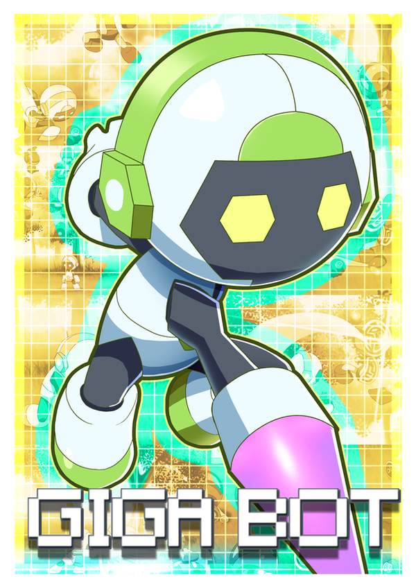 Lethal White, Giga Bot! by ultimatemaverickx