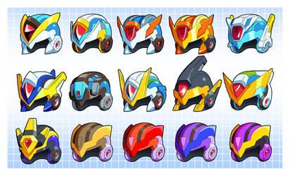 Helmet Upgrades by ultimatemaverickx