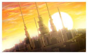 Neo Arcadia by ultimatemaverickx