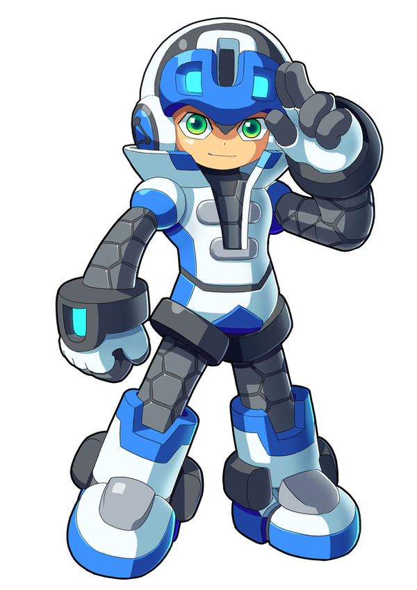 Mighty No. 9 - Beck (UMX Version) by ultimatemaverickx