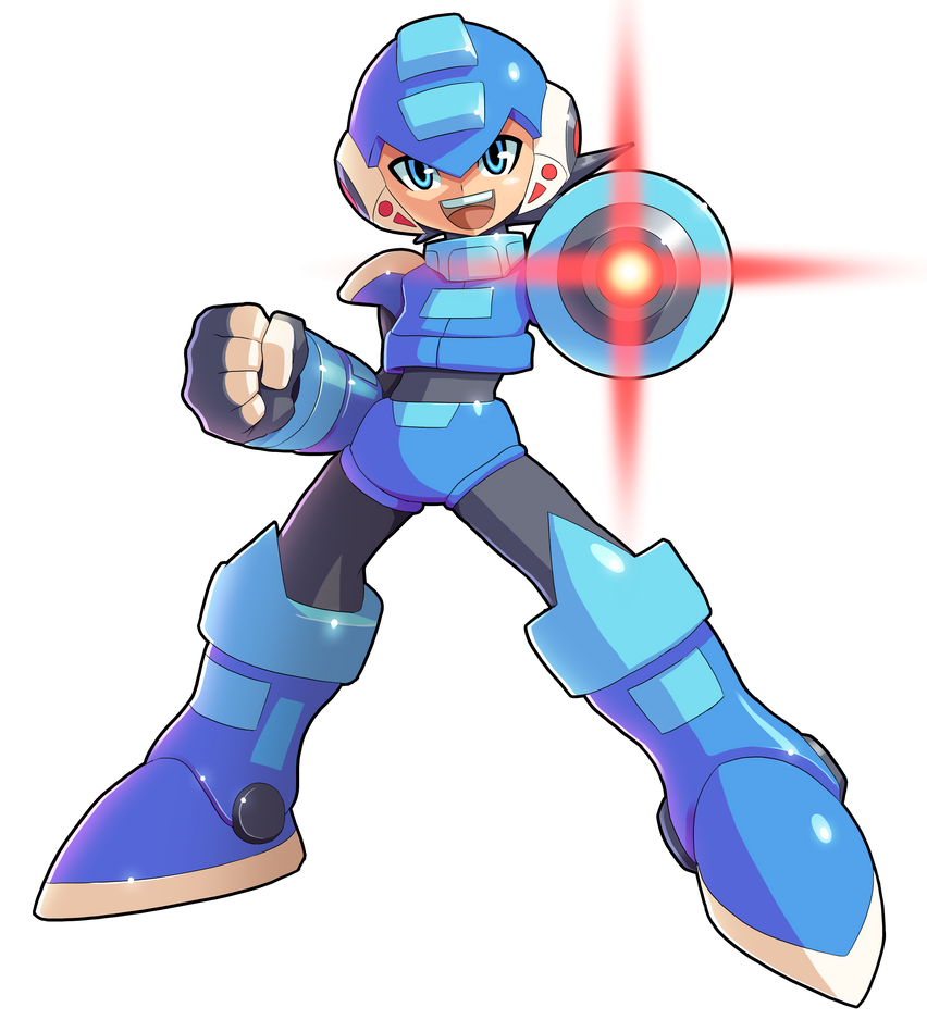 Commission: Megaman Neo by ultimatemaverickx