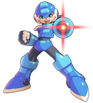 Commission: Megaman Neo