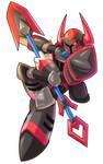 Commisssion: Black Knight X