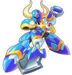 Commission: Shovel Knight X