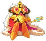 Commission: King Knight X