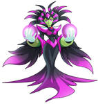 Commission: The Enchantress X