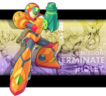 Commission: X - Power Suit Armor