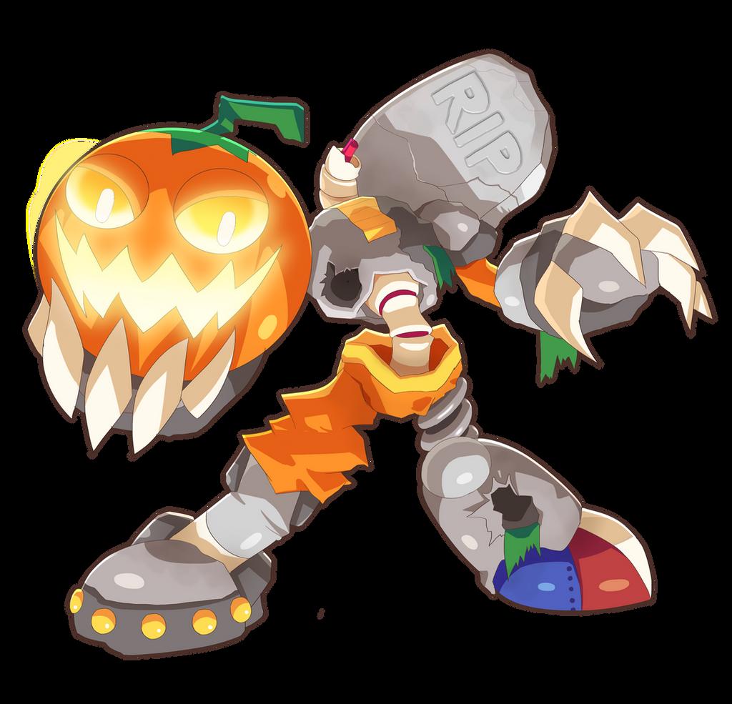 Commission: Spook Man by ultimatemaverickx