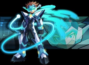 Commission: Aquarii - Wave by ultimatemaverickx