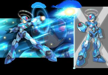 Commission: X - Teppen (Power Battle) by ultimatemaverickx
