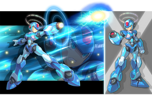 Commission: X - Teppen (Power Battle)