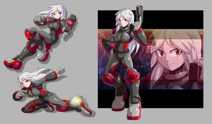 Commission: Black Widow