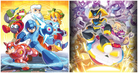MM1-11: The Collection Front and Back Box Art by ultimatemaverickx